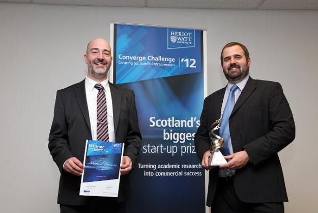 Converge Challenge Scotland 2012 winner